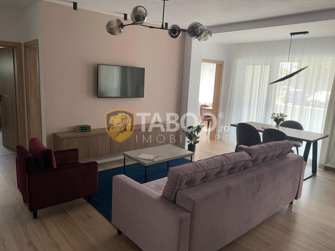 Apartament 3 camere de închiriat în Sibiu zona Piața Cluj 1