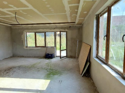 Casa individuala parter si etaj in Cristian judetul Sibiu