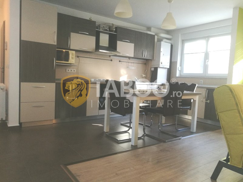 Apartament 3 camere 79 mp de vanzare in Sibiu zona Calea Dumbravii 2