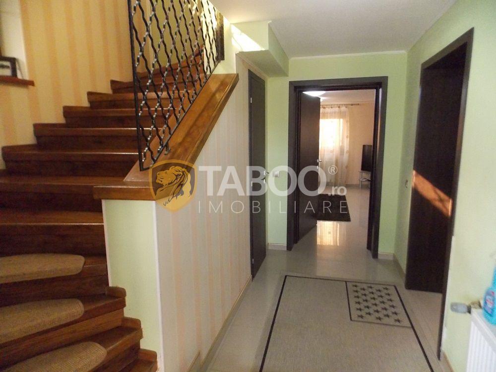 Casa individuala de vanzare cu 5 camere in Sibiu zona Turnisor 16