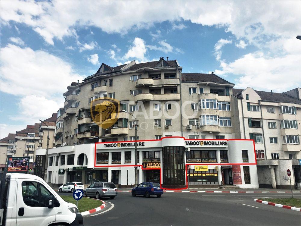 Spatiu comercial in Sibiu zona Alba Iulia 268 mp utili de vanzare 1