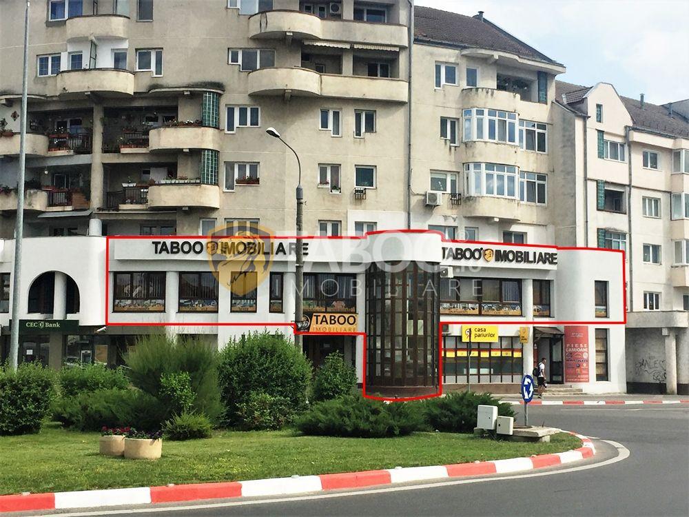 Spatiu comercial in Sibiu zona Alba Iulia 268 mp utili de vanzare 4