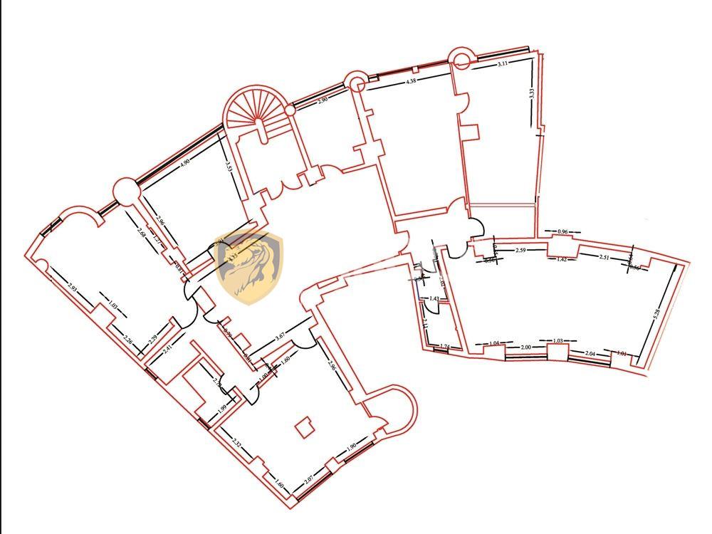 Spatiu comercial de vanzare in Sibiu 268 mp - COMISION 0% 24