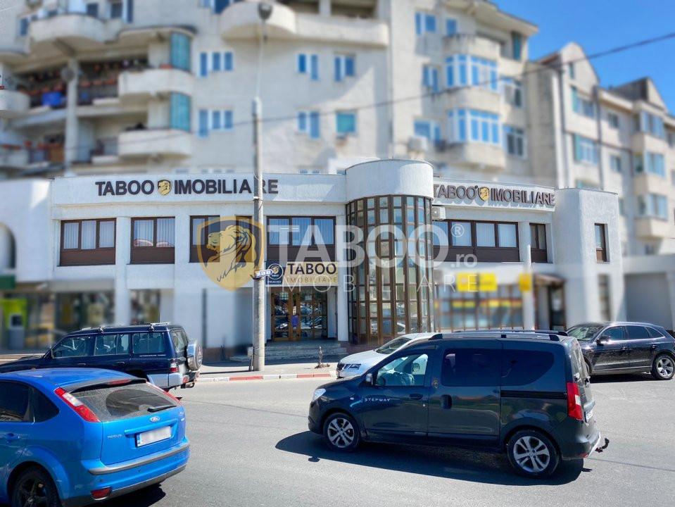 Spatiu comercial de vanzare in Sibiu 268 mp - COMISION 0% 1