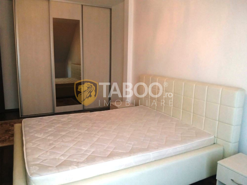 Apartament cu 3 camere decomandate de inchiriat in Sibiu zona Turnisor 1