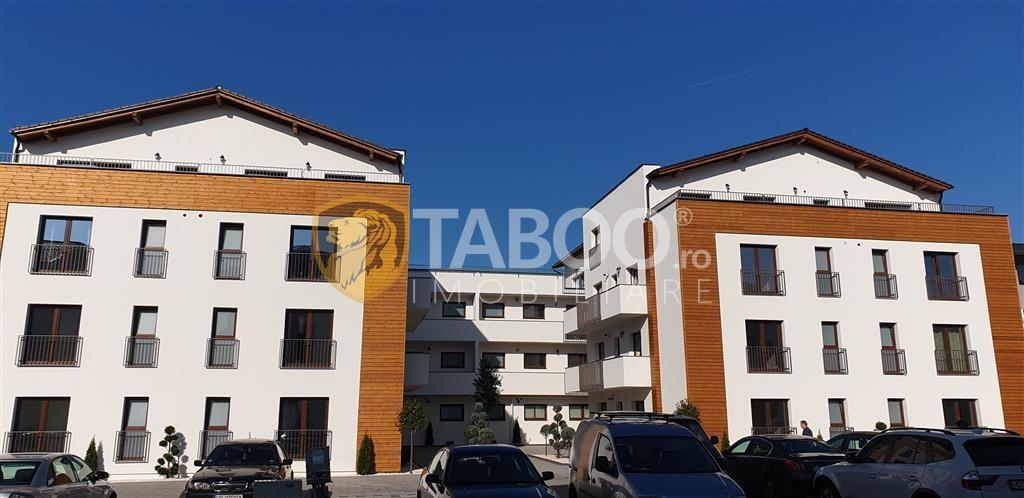 Apartament cu 2 camere gradina si terasa de vanzare in Sibiu 3