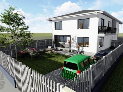 Duplex cu 4 camere 120 mp utii COMISION 0 zona Triajului
