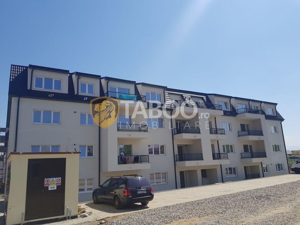 Apartament 3 camere 86 mp utili cu loc parcare si garaj de vanzare zona XXL 1