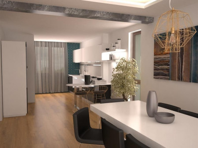 Apartament nou cu 2 camere de vanzare in Sebes judetul Alba