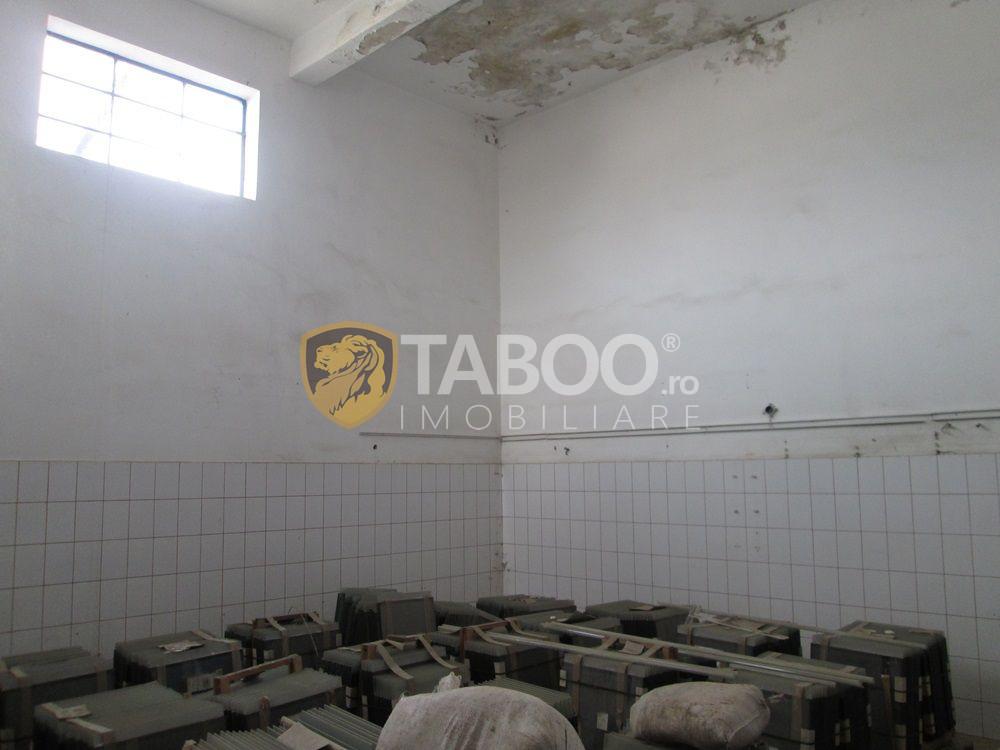 Spatiu industrial de vanzare in Sebes judetul Alba 5
