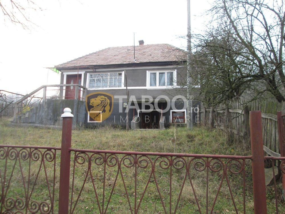 Casa cu 2 camere de vanzare in Criseni judetul Alba 1