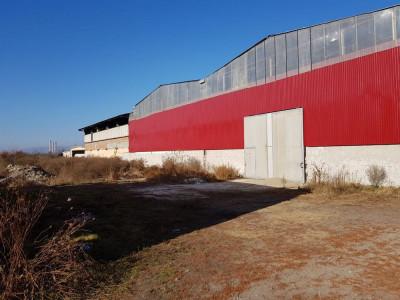 Spatii industriale cu suprafata de 2.6 ha de inchiriat in Orastie