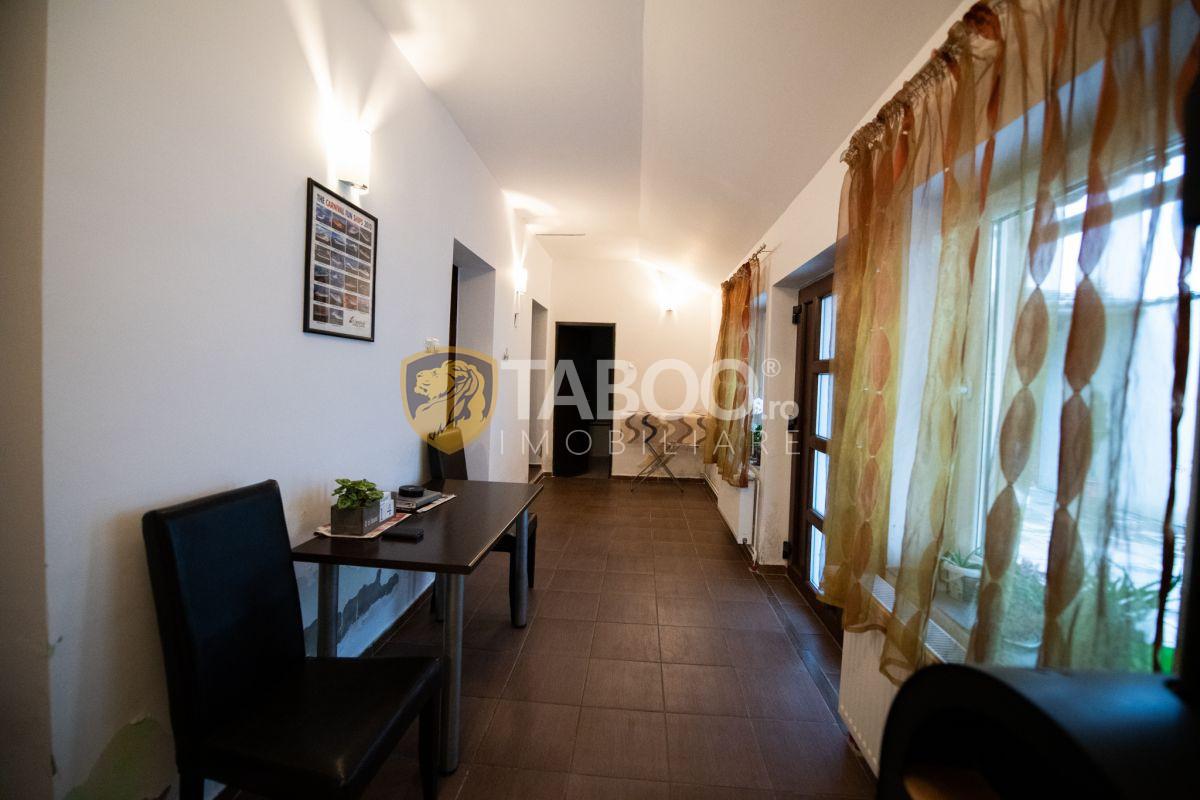 Casa de vanzare in Sibiu singur in curte zona Lazaret 1