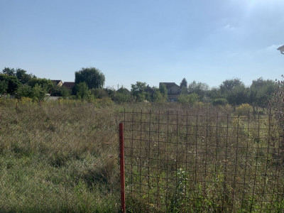 Teren intravilan de vanzare 1014 mp zona Terezian in Sibiu
