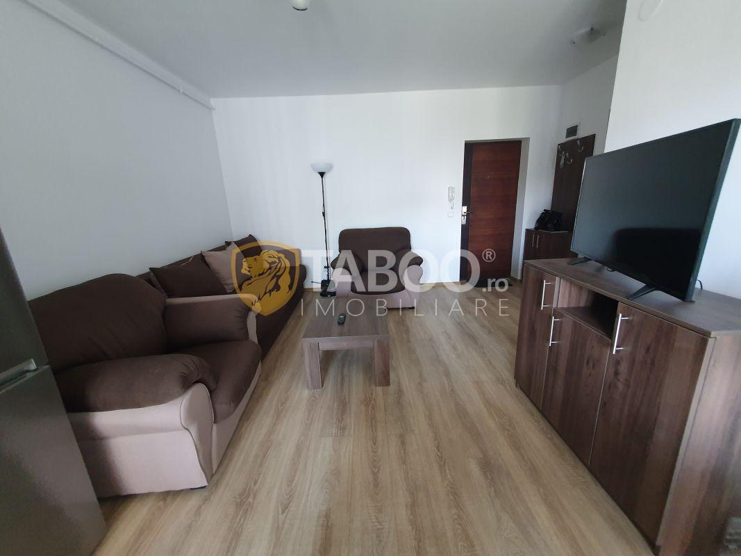 Apartament modern cu 2 camere de inchiriat in ansamblul City Residence 1