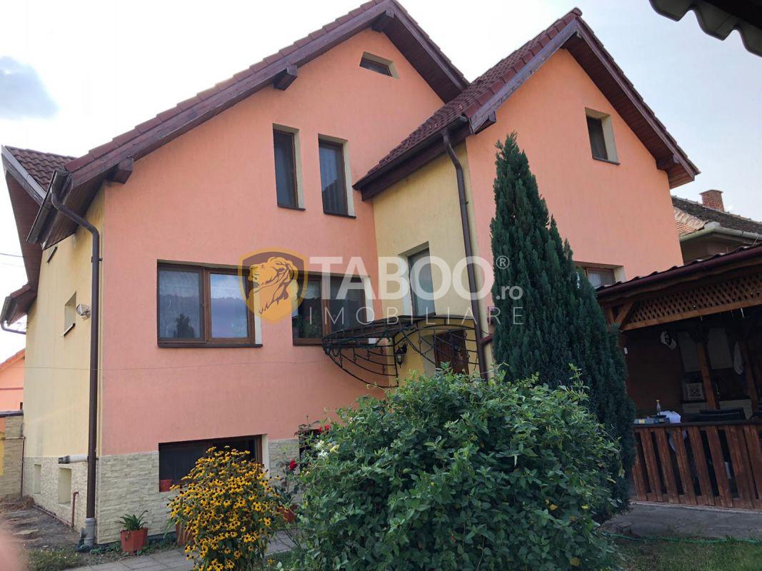 Casă individuală de vânzare în zona Lazaret din Sibiu 1