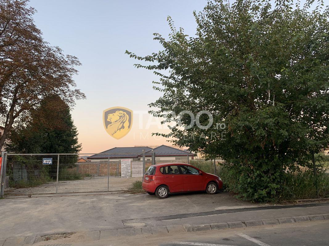 Teren intravilan 412 mp front 12,5 ml in Sibiu zona Lupeni 1