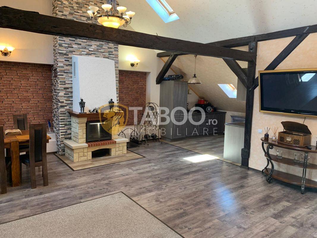 Apartament 3 camere de închiriat la casă în Sibiu zona Centrală 2