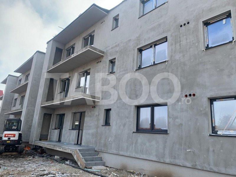 Garsoniera 40 mp utili si balcon de vanzare Sibiu zona Mihai Viteazul 2