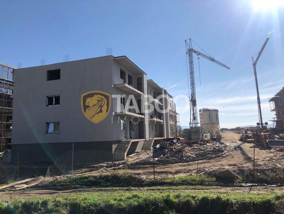 Apartament nou bucatarie inchisa balcon de vanzare zona Mihai Viteazul 1