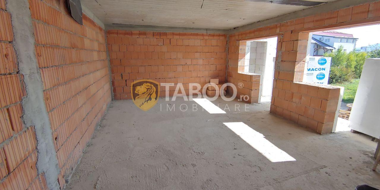 Apartament 53 mp constructie 2020 de vanzare Sibiu zona Mihai Viteazul 1