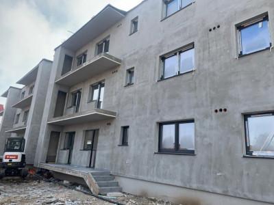 Apartament 53 mp si balcon constructie 2020 de vanzare in Selimbar