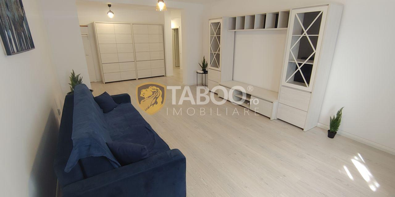 Apartament de inchiriat cu 3 camere si terasa in zona Lidl Selimbar 1