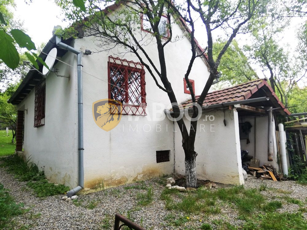 Casa individuala 2000 mp de vanzare in Daia Noua Sibiu 6