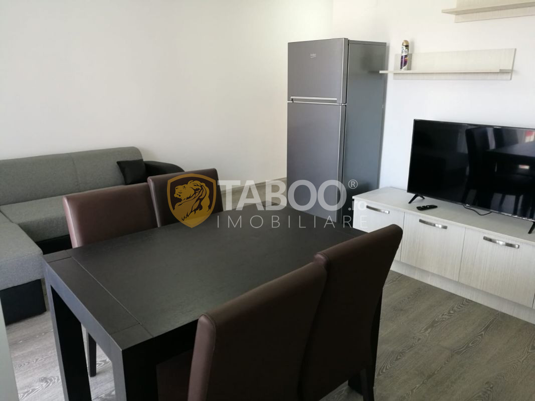 Apartament modern prima inchiriere cu 3 camere Sibiu zona Magnolia 1