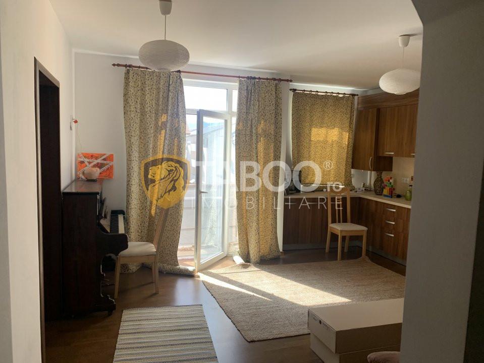 Apartament 3 camere 55 mp utili zona Unirii Selimbar Sibiu 1