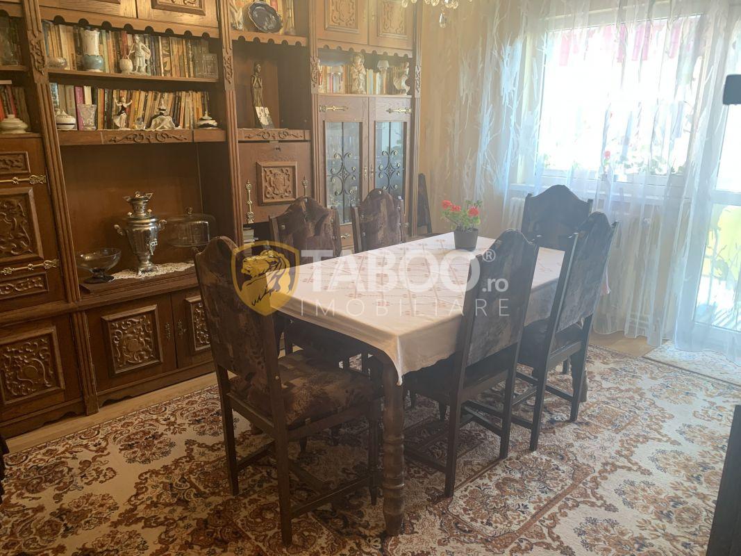 Apartament cu 4 camere în zona Vasile Aaron din Sibiu 1