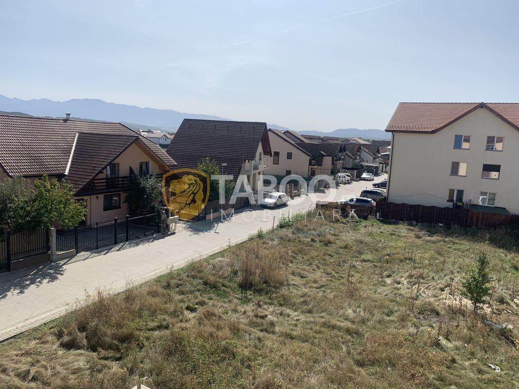 Teren intravilan 528 mp deschidere 28 m in Selimbar zona Triajului 1