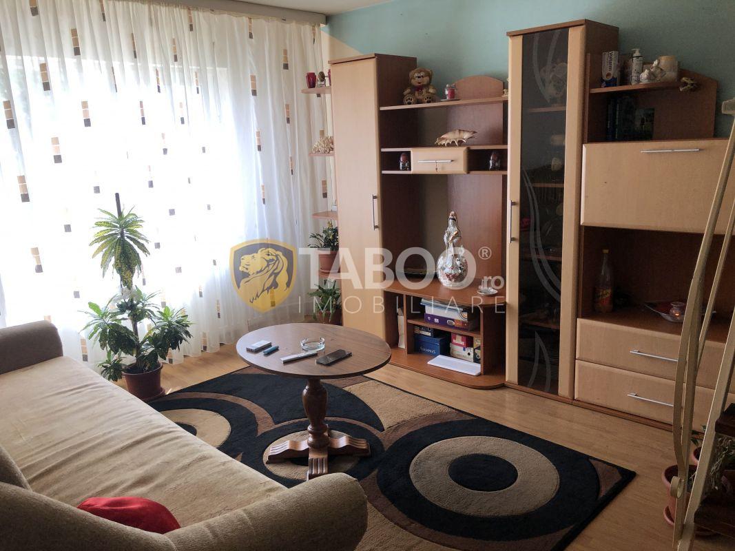 Apartament cu 2 camere mobilat si utilat in Sibiu zona Lazaret 1
