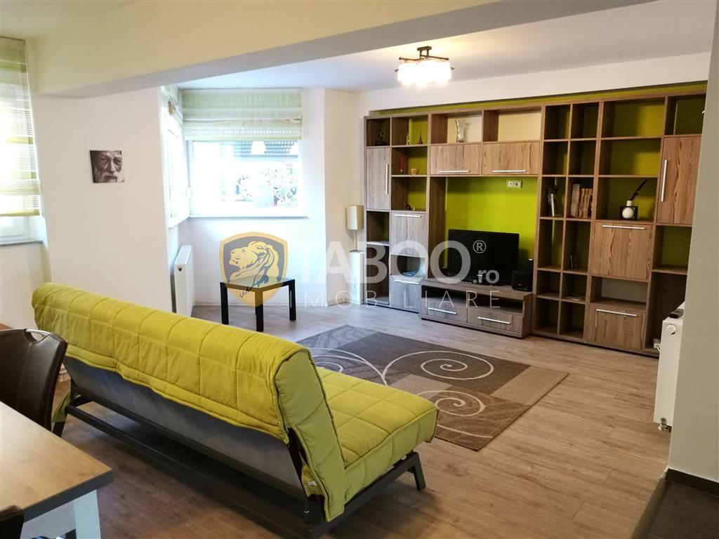Apartament cu 3 camere de inchiriat in Sibiu zona Padurea Dumbrava 1