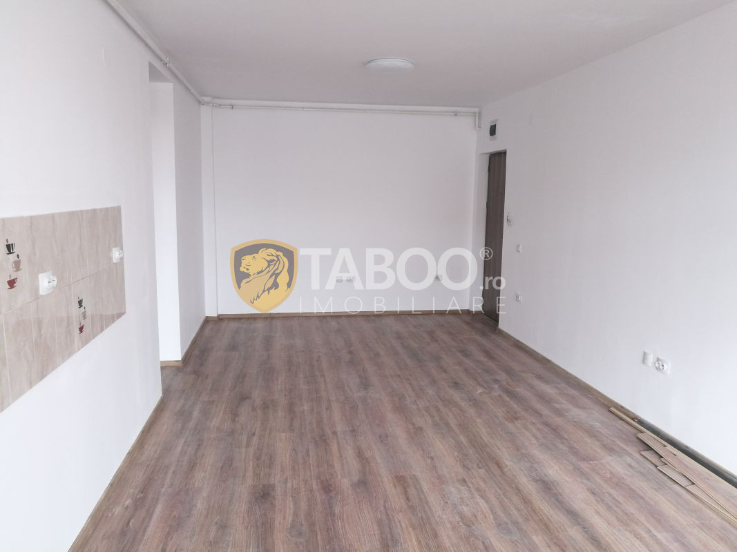Apartament 2 camere balcon parcare privata in Sibiu Calea Cisnadiei 1