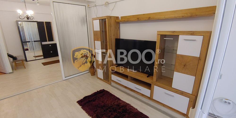 Apartament cu 3 camere 77 mp utili de vanzare in Sibiu Strand 1