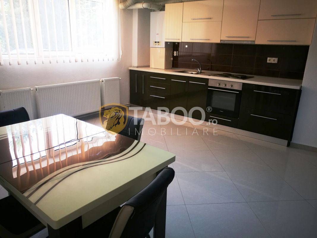 Apartament 2 camere 65 mp utili de vanzare in Sibiu zona Strand 2 1