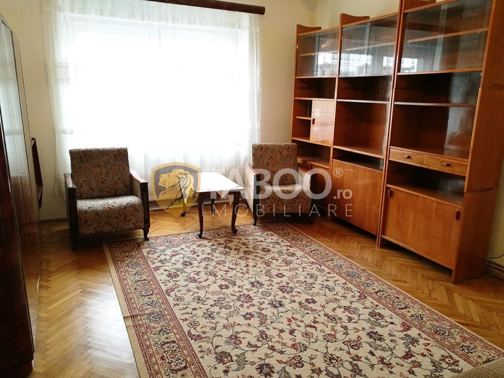 Casa de inchiriat 3 camere mobilat singur in curte garaj Sibiu Lazaret 1