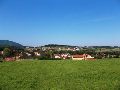 Teren intravilan 1500 mp de vanzare in Tocile judetul Sibiu