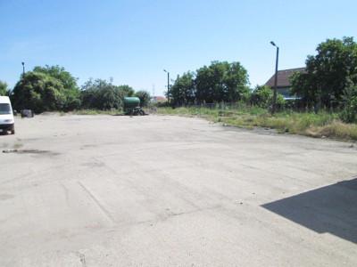 Platforma betonata in Alba Iulia de vanzare 5886 mp zona centrala
