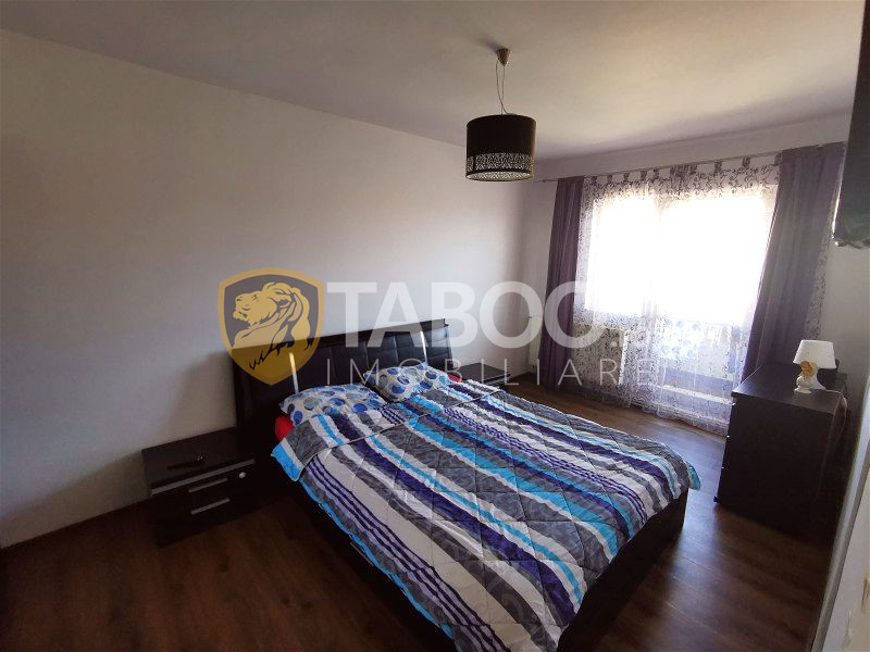 Apartament 2 camere 2 balcoane pivnita de vanzare Sibiu Trei Stejari 1