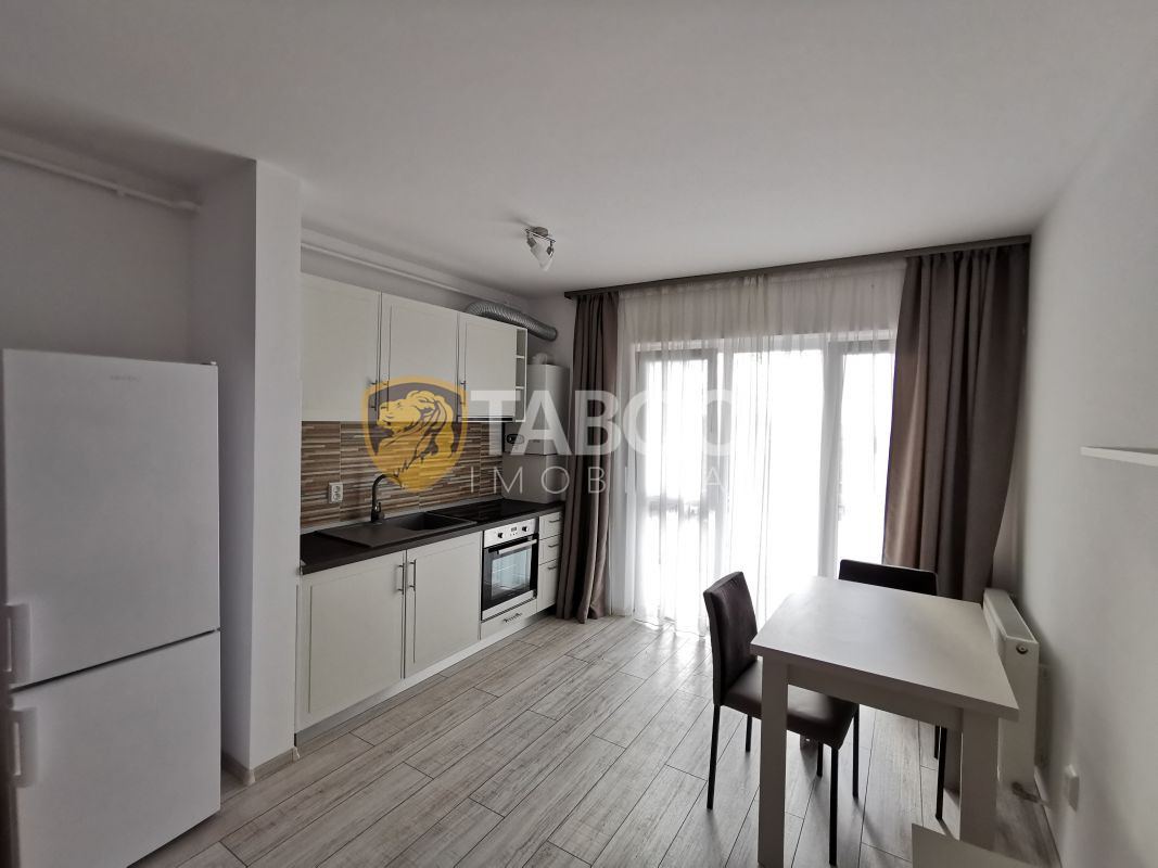 Apartament 2 camere de inchiriat in Sibiu zona Calea Surii Mici 1