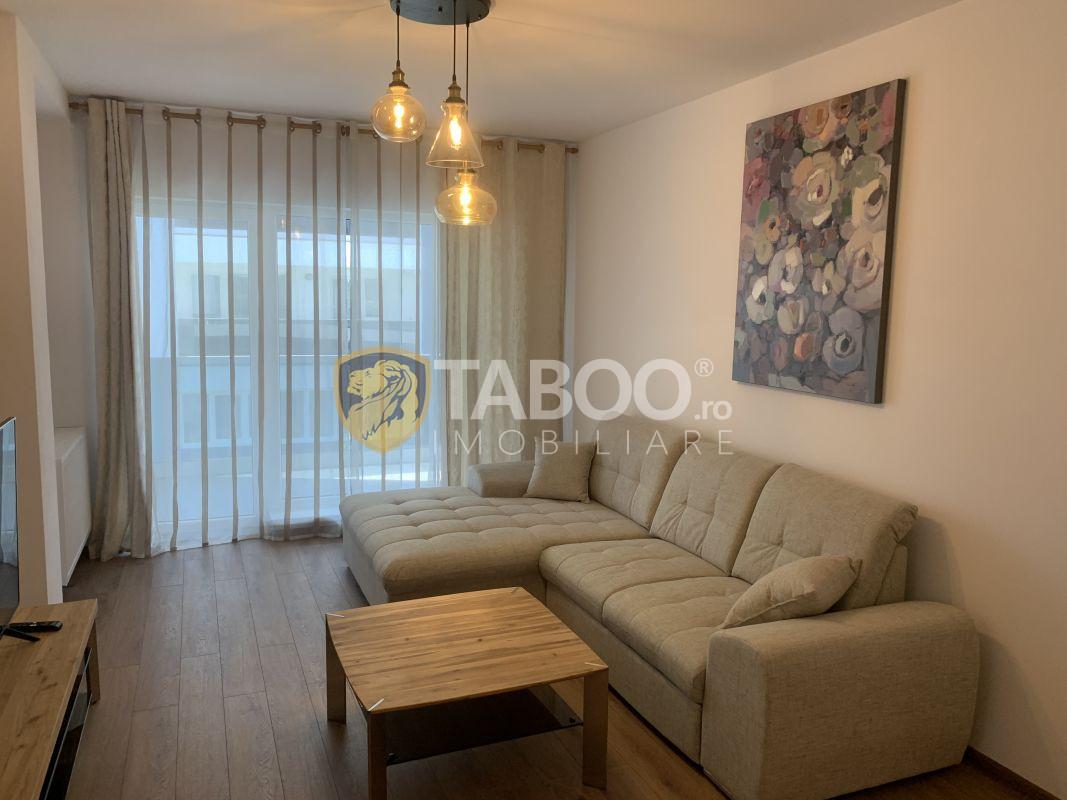 Prima inchiriere! Apartament lux 3 camere cartier Kogalniceanu Sibiu 1
