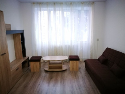 Apartament cu 3 camere si balcon etaj I mobilat si utilat Terezian