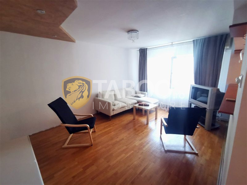 Apartament de vanzare 4 camere balcon pivnita in Valea Aurie Sibiu 1