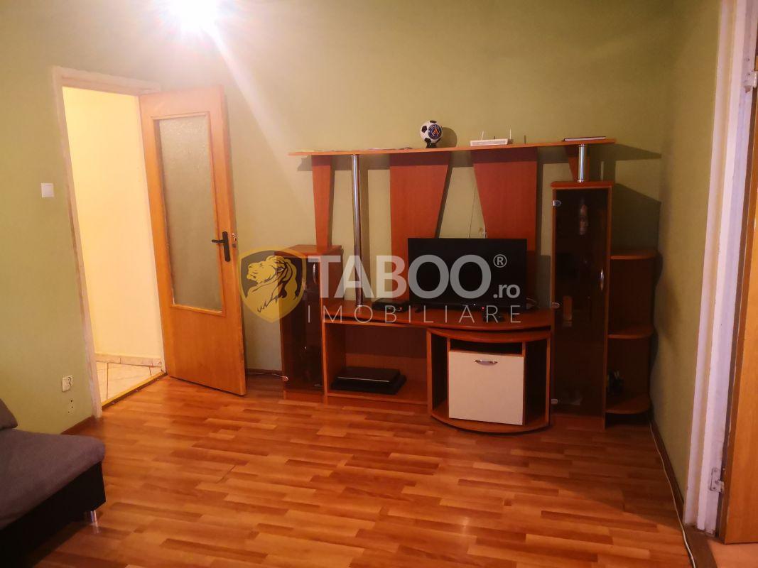 Apartament cu 3 camere de vanzare etajul 2 in Sibiu zona Rahovei 3