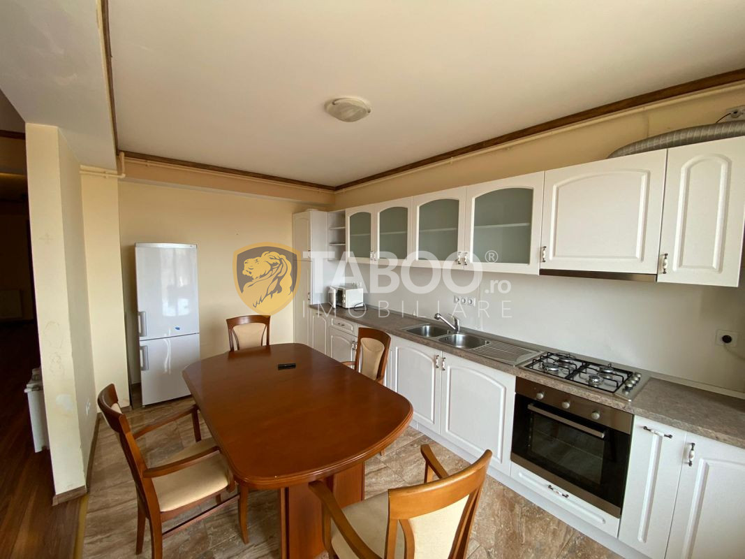 Apartament 5 camere 184 mp parcare subterana Calea Dumbravii Sibiu 1