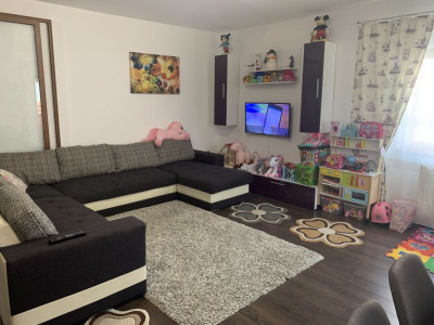 Apartament de vânzare cu 2 camere în zona Tilișca din Sibiu