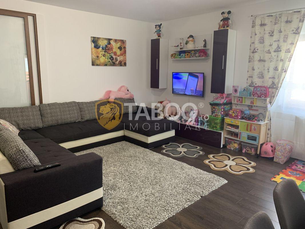 Apartament de vânzare cu 2 camere în zona Tilișca din Sibiu 1