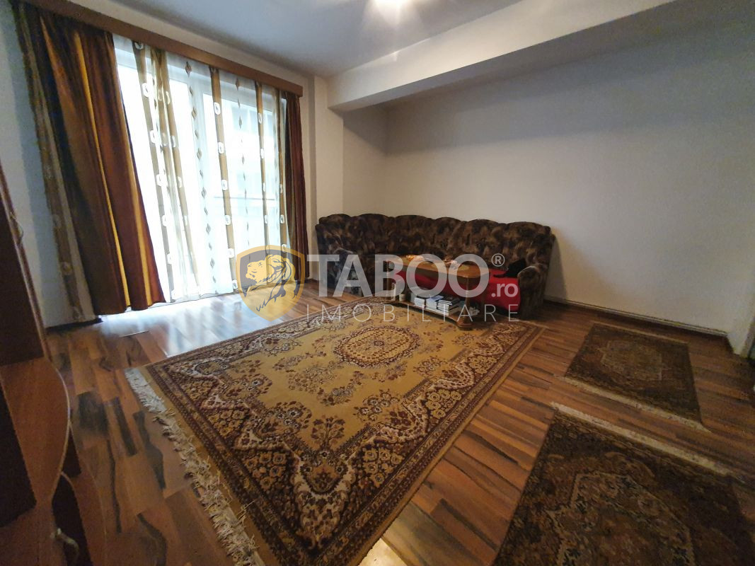 Apartament 3 camere etaj intermediar in Sibiu zona Turnisor 1